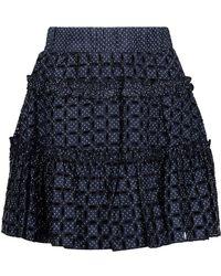 Alexis - Mini Skirt - Lyst