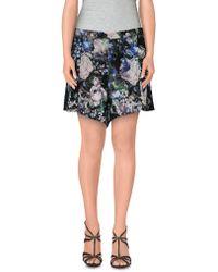 Glamorous - Mini Skirt - Lyst
