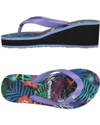 Desigual - Toe Strap Sandal - Lyst
