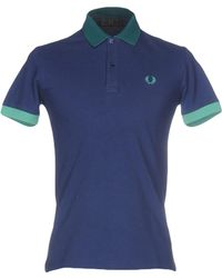 Fred Perry - Polo Shirts - Lyst