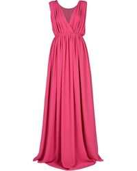 MSGM - Long Dresses - Lyst