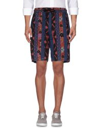 Marc By Marc Jacobs - Bermuda Shorts - Lyst