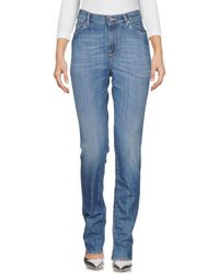 Incotex - Denim Trousers - Lyst