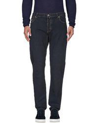 PT01 - Denim Trousers - Lyst