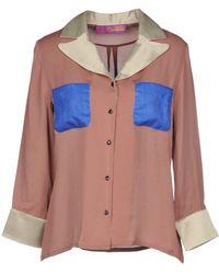 Giada Fratter - Shirt - Lyst