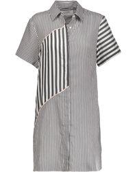 La Ligne - Short Dress - Lyst