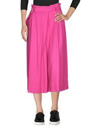 Tara Jarmon - 3/4-length Shorts - Lyst