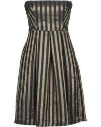 GAUDI - Short Dress - Lyst