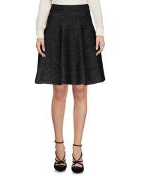 Antonino Valenti - Knee Length Skirt - Lyst