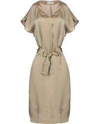 Caractere - Knee-length Dress - Lyst