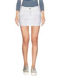 Pepe Jeans - Denim Skirt - Lyst