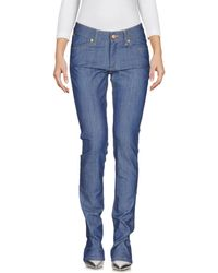 Superfine - Denim Pants - Lyst