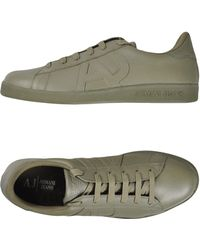 Armani Jeans - Low-tops & Trainers - Lyst
