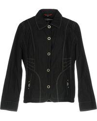 BARBARA LEBEK - Jacket - Lyst