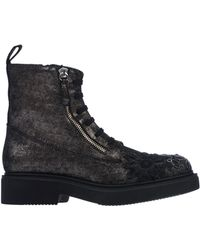 Sgn Giancarlo Paoli - Ankle Boots - Lyst