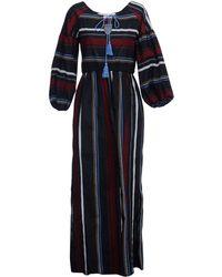 Shirtaporter - Long Dress - Lyst