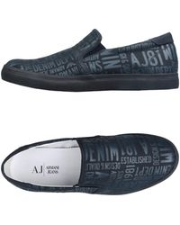 Armani Jeans - Loafers - Lyst