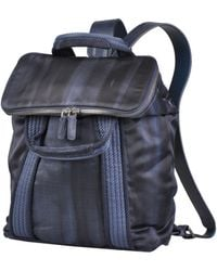 a2389dc601 Lyst - Giorgio Armani Backpacks   Bum Bags in Blue for Men