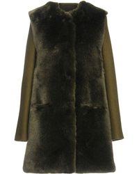 Annie P - Faux Fur - Lyst