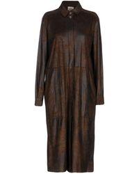 So Nice - Knee-length Dress - Lyst