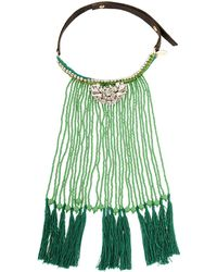 P.A.R.O.S.H. - Necklace - Lyst