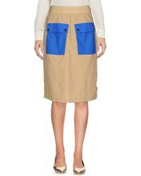 Stussy - Knee Length Skirt - Lyst