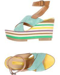 Deimille   Sandals   Lyst