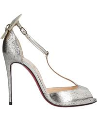 7157064afcfa Lyst - Christian Louboutin Sandals in Pink