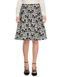 Altea - Knee Length Skirts - Lyst