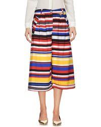 Relish - 3/4-length Shorts - Lyst
