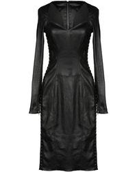 Aphero - Knee-length Dresses - Lyst