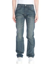Levi's Pantalon en jean - Bleu