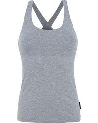 Emporio Armani - Sleeveless Undershirt - Lyst