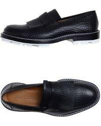 54a85123f73 Lyst - Jil Sander Leather Loafer in Brown for Men