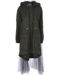 Moschino - Overcoats - Lyst
