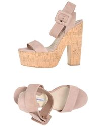 Brian Atwood - Sandals - Lyst