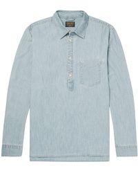 Jean Shop - Denim Shirt - Lyst