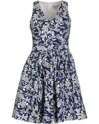 Elle Sasson - Short Dress - Lyst