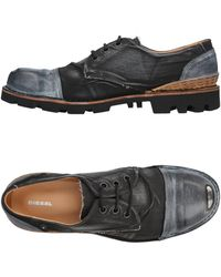 DIESEL - Lace-up Shoes - Lyst