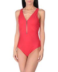 Alexander Wang - One-piece Swimsuits - Lyst