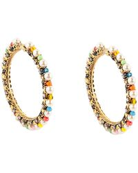 Erickson Beamon - Earrings - Lyst