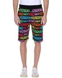 Moschino - Beach Shorts And Trousers - Lyst
