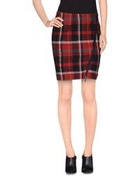 ELEVEN PARIS | Knee Length Skirt | Lyst