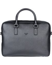 Armani Jeans - Work Bags - Lyst