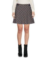 Paul & Joe - Mini Skirt - Lyst