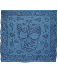 HTC - Square Scarf - Lyst