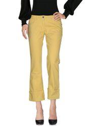 Marina Yachting - Casual Trousers - Lyst
