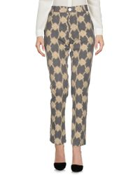 B'Sbee - Casual Trousers - Lyst