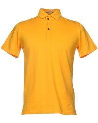 Andrea Fenzi - Polo Shirt - Lyst