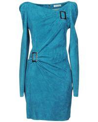 Jitrois - Short Dress - Lyst